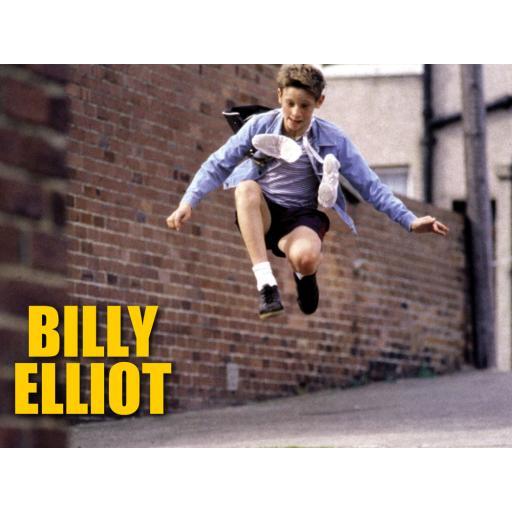 Alessandro Frola per Billy Elliot