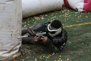 paintball addio al celibato