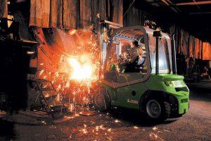 Carrelli elevatori: il grande aiuto di logistica e magazzini nelle aziende