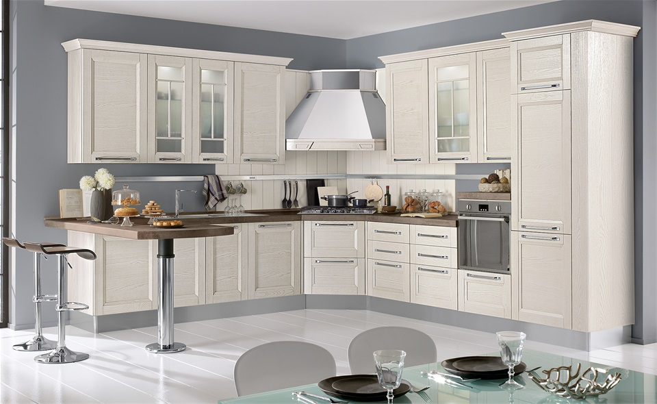 Come scegliere i mobili per la cucina necessario - Come pitturare i mobili della cucina ...