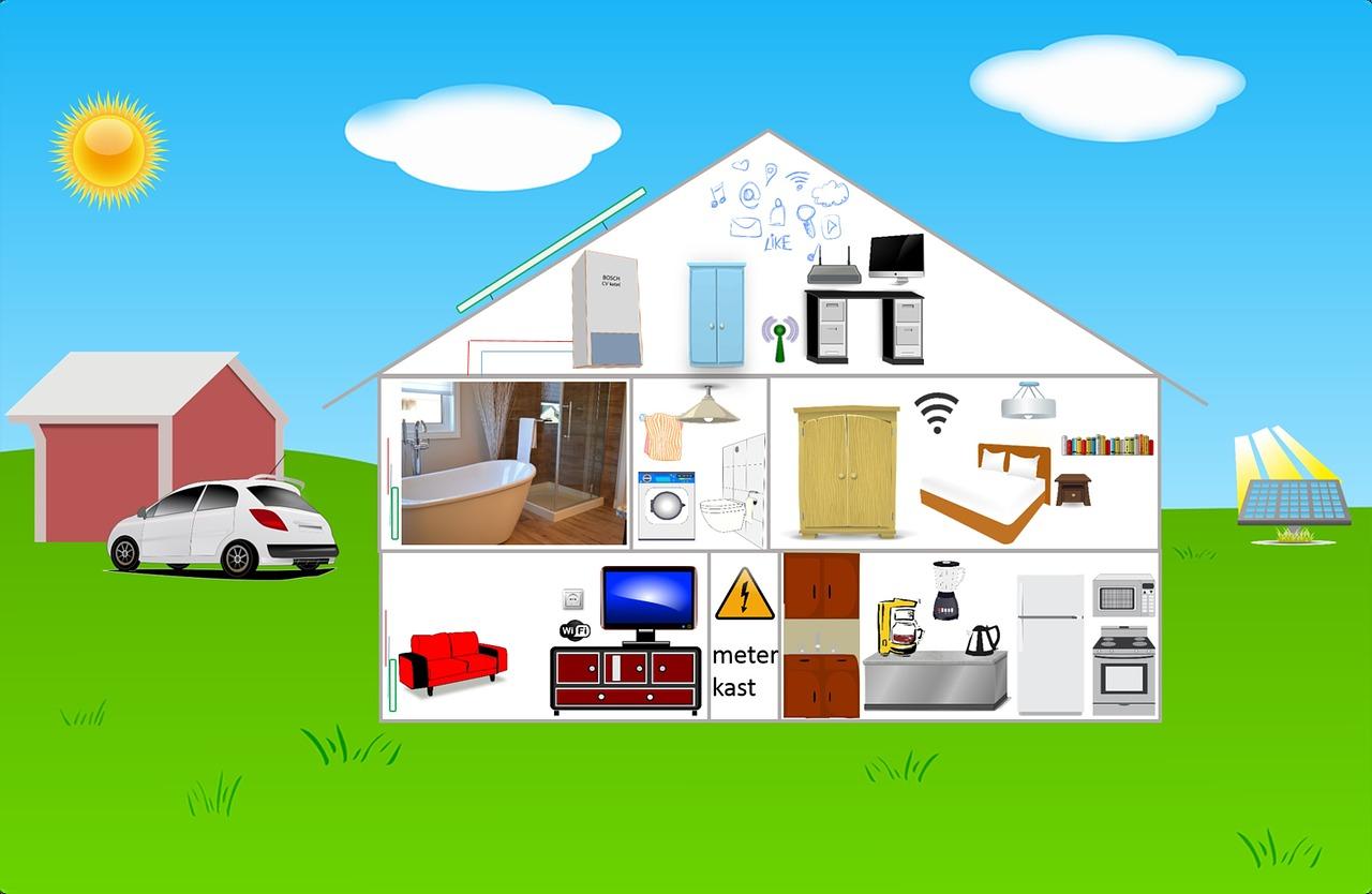 Domotica e sicurezza in casa con il wi fi necessario
